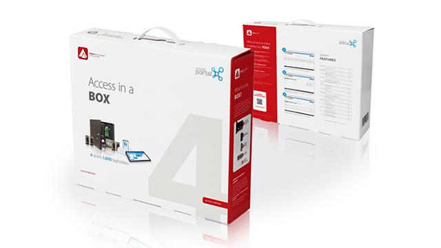 access in a box