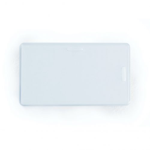 IDcard clear lens holder