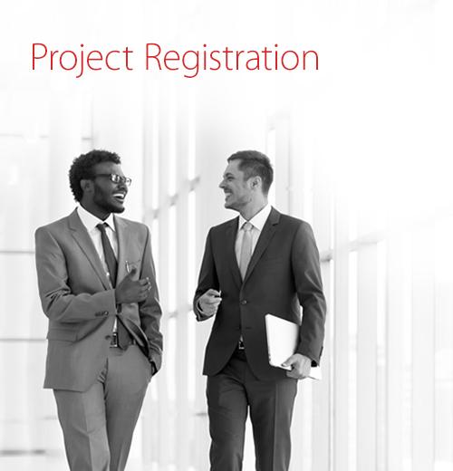 Project Registration