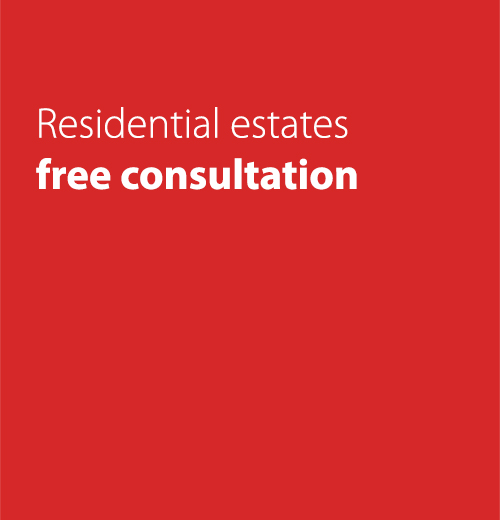 Residential-estates free consultation