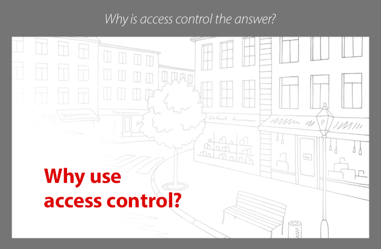 Why access control