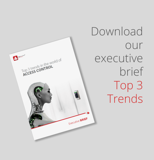 Top 3 Trends in access control